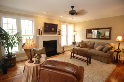 Decorating Ideas For a Living Room @