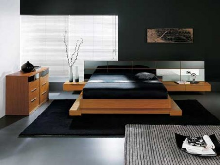 Modern Bedroom Furnishing Fundamental