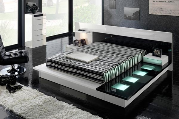 bedroom design ideas – decorating tips for modern bedroom