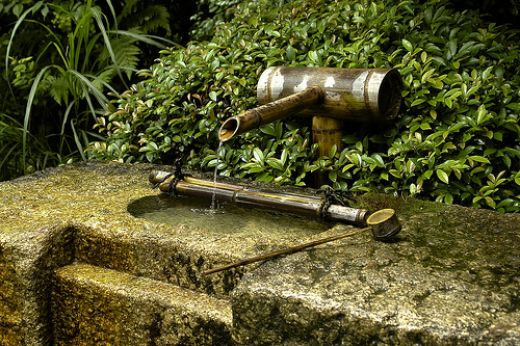 Backyard Landscaping Ideas: Water Fountains, Waterfalls Or Garden ...