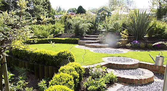 Superb Gardening Landscape Give Shape To Your Budding Gardening For Landscape  Gardening Ideas Pictures U003eu003e Source. The Most Awesome Landscape Gardening  Ideas ... Amazing Pictures
