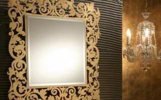 Decorative Bathroom Wall Mirrors 01
