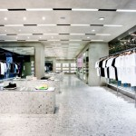 Modern Clothing Store Interior Ideas bapestore 01