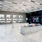 Modern Clothing Store Interior Ideas bapestore 02