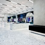 Modern Clothing Store Interior Ideas bapestore 07