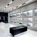 Modern Clothing Store Interior Ideas bapestore 08