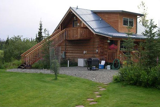 Small Cabin Decorating Ideas and Design Plans @