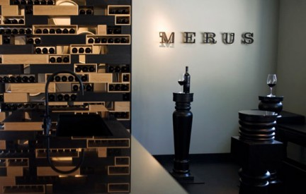 Napa Valley, Merus Winery Designed by UXUS