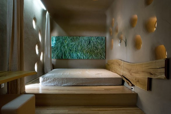 Eco Hotel in Ukraine From Natural Materials 2