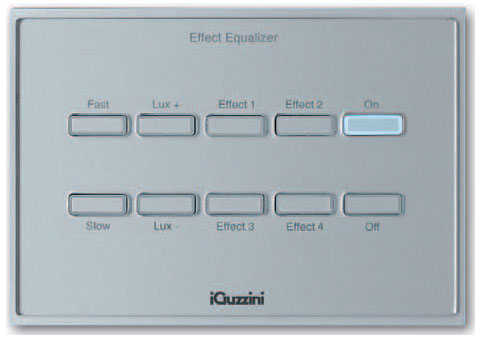 Landscape Lighting Scene Equalizer