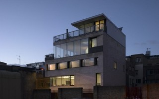 Theis Khan Architects Batemans Row 01