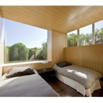 Eco Home Design in Chile-Bedroom