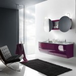 Modern Bathrooms Cerasa Dark Oak Finish
