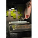 The vertical garden MOSStile by Benetti