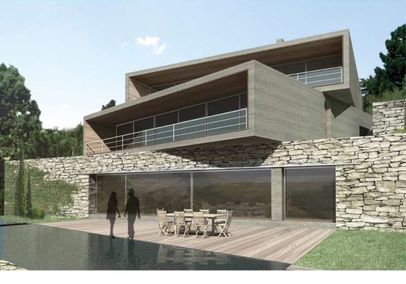 Holiday Home Design Chalet H 3