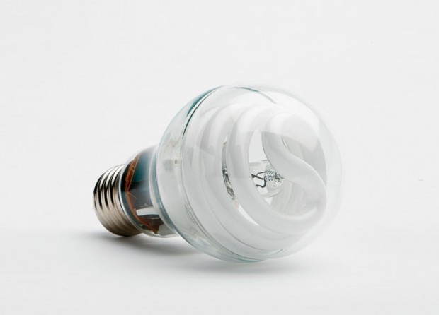 GE Light Bulbs for 2011