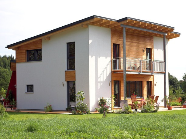 Eco-friendly houses Eco Kasa Asiago