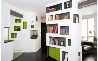 Apartment design by h2o architectes [Pictures 01]
