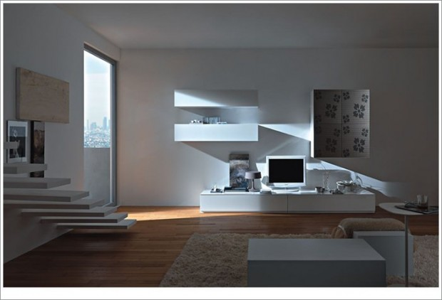 home interior design modern living room design with lcd unit