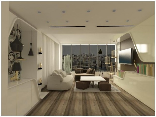Loft Design Ideas Gold and eye Pictures