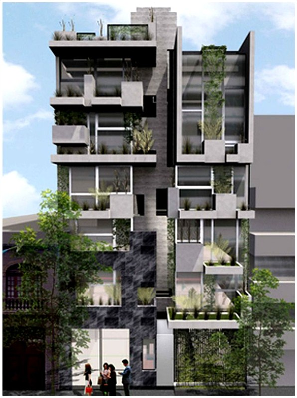 Multifamily house plans  Rio Papaloapan   HomeExteriorInterior comMultifamily house Rio Papaloapan  Pictures