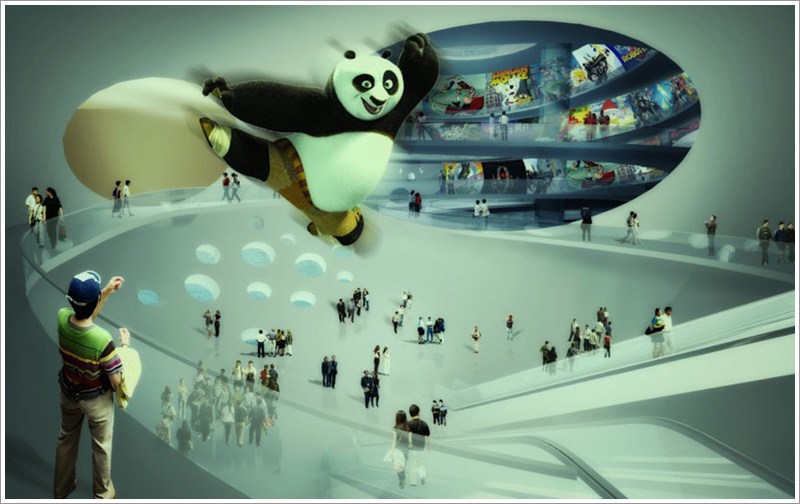 China Comic and Animation Museum [Pictures 05]