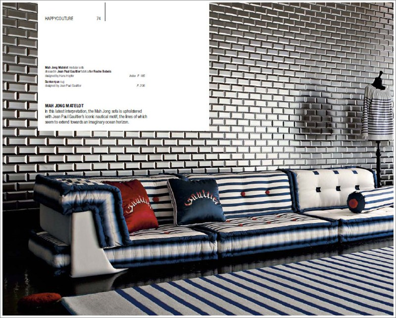 roche bobois catalog 2011 pictures 24. Black Bedroom Furniture Sets. Home Design Ideas