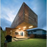 Ultra Modern and Sustainable House-Trojan House