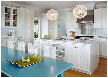 feng shui kitchen design