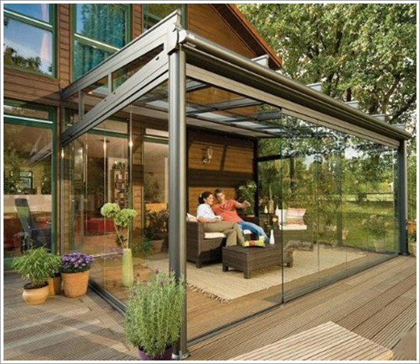 The Glass Rooms Extensions That Attached To The House Already Has A Long  Tradition In Many Homes Around The World, Because It Is Practical And Cheap,  ...