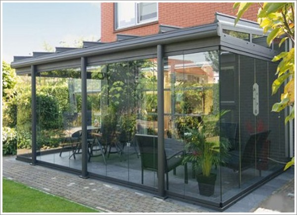 Glass rooms extensions pictures 03 - Glass extensions to houses ...