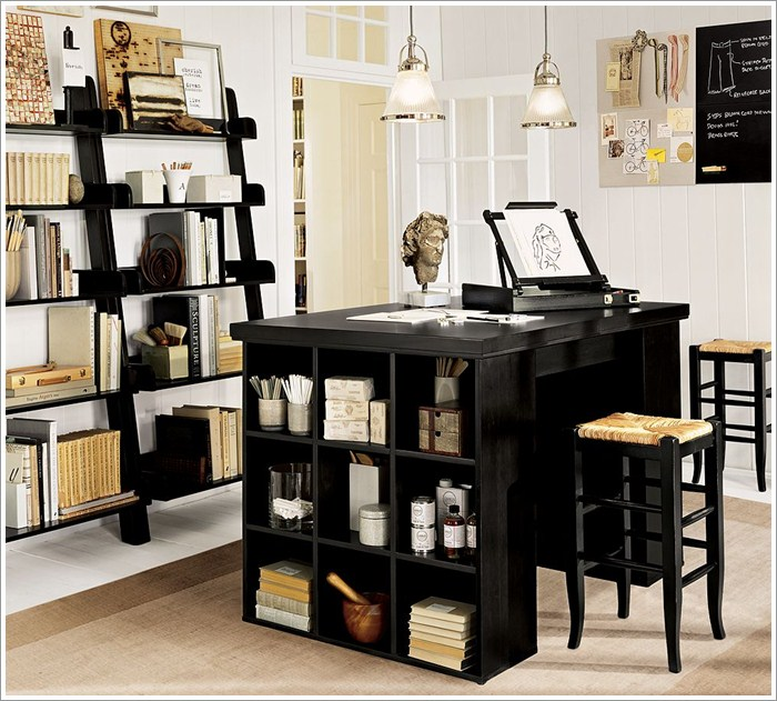 Home Office Storage Ideas 700 x 631