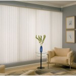 Vertical panel and slides curtains