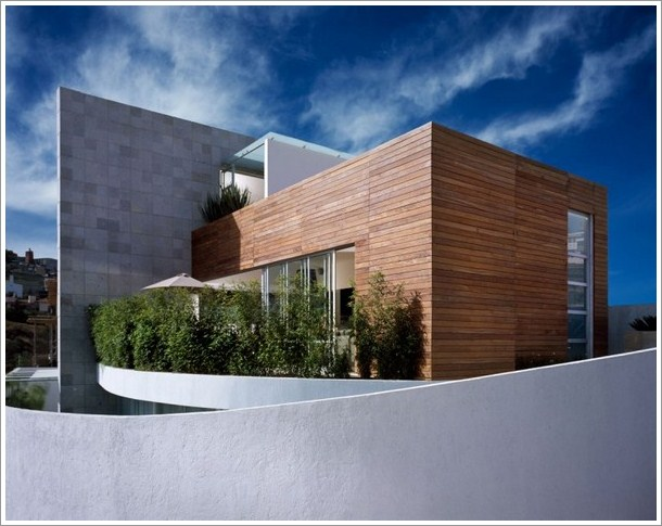 Modern House Plans by Gregory La Vardera Architect: New Mexico