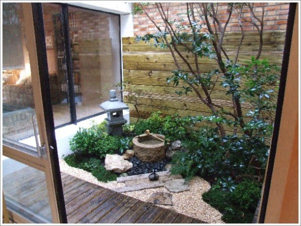 Japanese garden interior pictures 06 for Make your own japanese garden