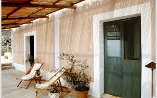 Rustic Style Architecture-Summer House