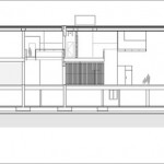 Minimalist Style Cultural Center Design