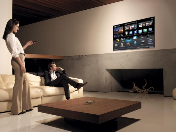 Smart Tv The World Of The Internet In The Comfort Of Your