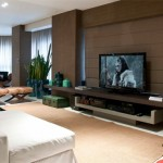 Sophisticated interior design-Home Theater