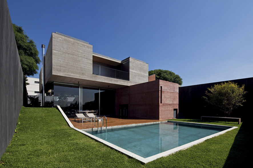 Casa Boaçava by UNA architects (2)
