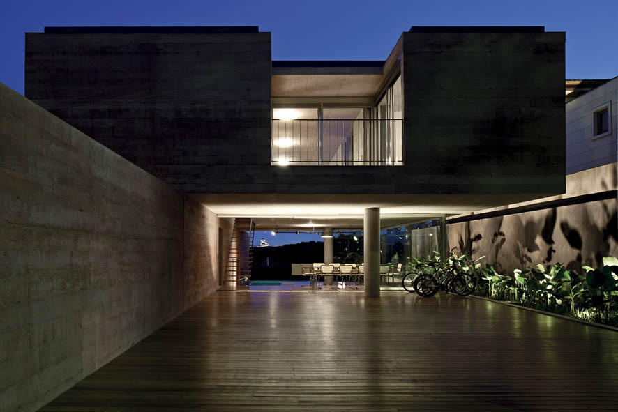 Casa Boaçava by UNA architects (4)
