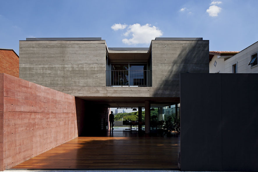 Casa Boaçava by UNA architects (5)