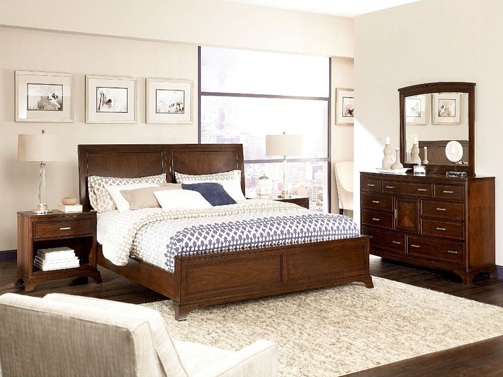 Solid wood furniture for a lifetime decoration Wooden furniture design for bedroom