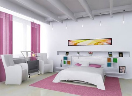 Modern Bedroom colors
