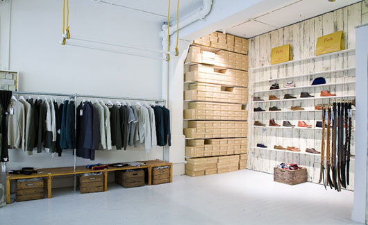 Clothing Store Interior Designed 06