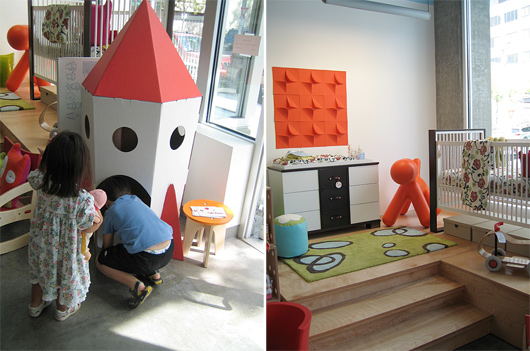 Kids Furniture Retail Store Interior02