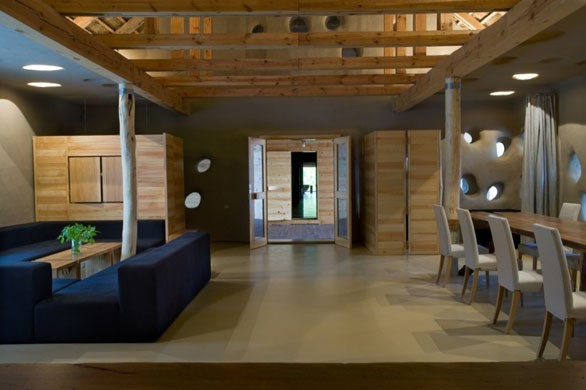 Eco Hotel in Ukraine From Natural Materials 1