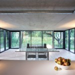 Contemporary Home with Skyview Room-Dining