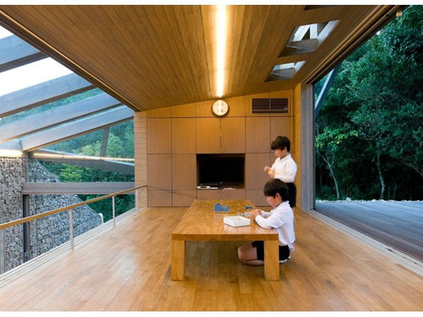Eco Friendly House Designs in Japan