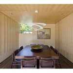 Eco Home Design in Chile-Dining Room